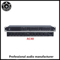 speakers distributor - DHL shipping the best audio speaker management processor AC48 signal distributor audio speaker management sound system processor AC48