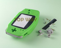 Wholesale Advance Accessories - Shell Cover Protective Housing for Gameboy Advance GBA System Replacement Accessories