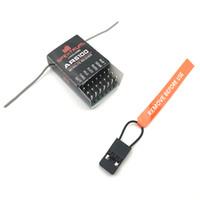 Wholesale Dx8 Rc - AR6100 DS-M2 2.4GHz 6 CH RC Receiver Support DSX7 DSX9 DSX11 DSX12 DX6 DX6i DX7 DX8