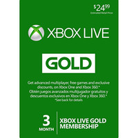 Wholesale Month Code - XBOX ONE LIVE official 3 months gold member worldwide common official exchange code