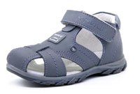 Wholesale boys closed toe sandals for sale - Group buy 2017 Boys Sandals Genuine Leather Closed Toe Sandals