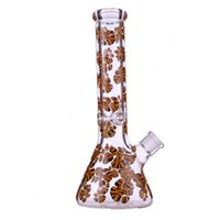O mais novo design 2 tipo Bearing's Claw Marking Bongs com elefante Joint Super Heavy water pipe 14/18 downstem 14mm bowl