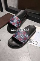 Wholesale Thick Soled Flip Flops - Decent 2017 Thick Soled Star Men Slippers Summer Casual Leather Cartoon Sandals for Boys Wholesale Size Euro38-46