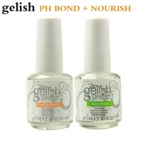 Wholesale Primer For Nails - Gelish Disinfection Dehydrator For Nail Art Professional Nail Salon Art Tools Prepstep Nail Dehydrator UV Primer ph bond Treatment Nutrish
