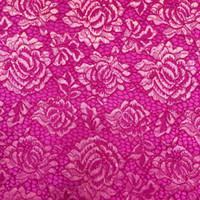tela de encaje de nylon spandex al por mayor-Tela de encaje francés africano de alta calidad de Nylon Spandex de la manera Nigeriano de la boda encaje africano con cuentas de tela de encaje para la boda