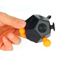 Wholesale 12 Sided Fidget Cube
