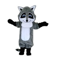 Wholesale Raccoon Mascot - Raccoon Mascot cartoon, factory physical photos, quality guaranteed, welcome buyers to the evaluation and cargo photos03