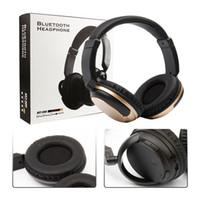 casque bluetooth pour tablettes achat en gros de-KST-900 Bluetooth DJ HIFI Casque Musique Bandeau Casque avec Micro Pour Samsung S8 Note 8 Téléphone Mobile Tablet