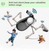 Wholesale Popular Cameras - Popular Bluetooth Anti-Lost Alarm Tracer Camera Remote Shutter IT-06 iTag Anti-lost Alarm Self-timer bluetooth 4.0 for all Smartphone US05