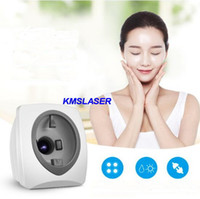 Wholesale Skin Scanner Machine - 12.0 Mega Pixels Portable Magic Mirror Skin Analyzer Face Skin Analysis Machine Beauty Equipment Facial Equipment Skin Scanner Analyzer