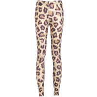 Wholesale Sexy Girls Tight Wear - Leopard print skinny pants Sexy leggings tight Hot girl fitness wear Black milk Outdoor sportwear Sport gym clothing