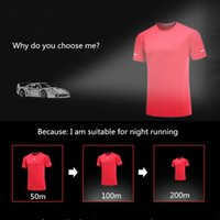 Wholesale fashion sports man suit jogging running badminton short quick dry suit Running at night reflect light suit