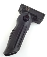 Wholesale Tactical Foregrip Picatinny - Tactical Folding Foldable Foregrip Fore Grip for 20mm Picatinny Weaver Rail