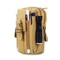 Wholesale Utility Gadget - Tactical Outdoor Bag Compact Pouch Utility Gadget Pouch Portable Waist Bag