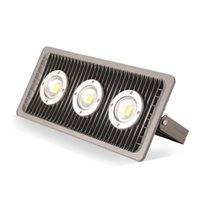 Wholesale Pf Led Light - DHL Free Shipping 3x50W LED COB floodlights 150W outdoor lighting IP65 Landscape flood light High PF AC85-265V 100Lm W