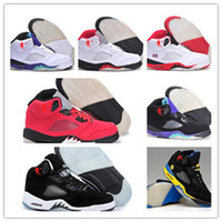 Cheap Retro 5 Basketball Sneakers Men Women Retro Shoes 5s V Authentique Sports Homme Zapatos Real Replicas Taille US8-13