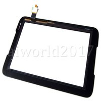 50PCS Замена дигитайзера экрана для Lenovo A1000 7inch Tablet Touch Panel Черный бесплатно DHL