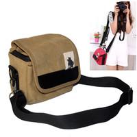 Wholesale Coolpix Camera Bag - Camera Bag Case for Nikon COOLPIX P7800 P7700 P530 P520 L340 L330 L120 P630 P620 P610 P600 L840 L810 L820 L830 J2 J3 J4 J5
