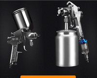 Wholesale Spray Guns Aerosolized Automotive Sheet Metal Painting Tools Latex