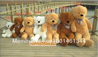 Wholesale Valentine Teddy Bear Low Price - Wholesale- 10pc lot 200cm teddy bear skin plush toys and low price skin holiday gift birthday gift valentine gift free shipping