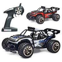 Wholesale Motor 16 - SUBOO BG1512 2.4G 4CH RC Cars 1:16 Desert Buggy Car 4WD High Speed 15KMH Remote Radio Control Racing Buggy Car Model