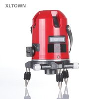 Wholesale Xltown Lines Points Laser Level Vertical Horizontal Rotary Cross Laser Line Leveling W Oxfrod Case