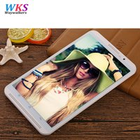 Wholesale Smartphone Greek - Wholesale- waywalkers 8 inch tablet pc K8 Octa Core Android 5.1 Tablet pcs 4G LTE smartphone Rom 64GB RAM 4GB The best Christmas gift
