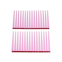 Wholesale automotive eyelashes - Pink Cute Car Eyelash Automotive Eyelashes Eyeliner 3D Car Logo Headlight Stickers Stereo 31 x 17cm 10Pairs Lot Free Shipping
