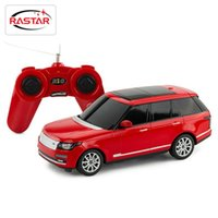 Wholesale Rc Range - 1:24 Radio Control Car Machines On The Remote Control RC Cars Toys For Boys Range Rover Sport 2013 Version No Retail Box 48500