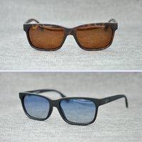 Wholesale Mj Cases - Brand Designer-2017 Maui Jim Sunglasses MJ284 Breakwall sunglasses Rimless lens men women TR sunglasses driving Aviator MJ SPROT with case