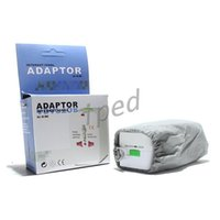 Wholesale Usb Converter Adaptors - All in One Universal International Plug Adapter World Travel AC Power Charger Adaptor with AU US UK EU converter Plug with USB Port Free DHL