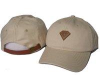 Wholesale Diamond Dmnd - NEW red black Adjustable Baseball Caps Flat cap DMND Diamonds Supply Co. Snapbacks men and women Hip Hop Hats Free Shipping