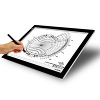 Wholesale Led Trace A4 - Huion L4S Professional Ultra Thin 12.2*8.3 Inch LED Adjustable light Pad Tracing Board Animation Drawing Tracing Panel A4 Size
