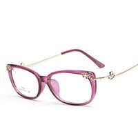 Wholesale Classic Eyeglasses - Laurafairy FashionTR90 Light Weight Eyeglass Round Classical Full Rim Men Women Optical Glass Frame Vintage Retro Preppy Style 2506