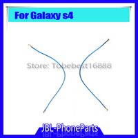 Wholesale Antenna Cables Connectors - New Replacement WiFi Antenna flex Cable for Samsung Galaxy S4 i9500 i9505 SIV Network Connector Flex Ribbon