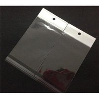 Cheap Price Plastic Package Bag Branco Clear Color Cell Phone Embalagem Bags On Sale P-54