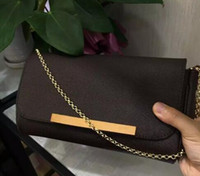 Wholesale Coffee Singles - Free Shipping !Hight Quality Famous Genuine Leather Handbag Women Shoulder Bag 40718