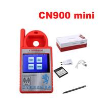 Wholesale Toyota 4d Transponder Smart Key - key programmer Smart CN900 Mini Transponder Key Programmer Update Online Mini CN900 Support 4C 4D 46 G chips copy