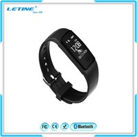 Wholesale French Manufacturers - 2017 new OEM smart watch manufacturer IP67 Waterproof bracelet S1 heart rate monitor smart wristband BT4.0 mobile watch phone