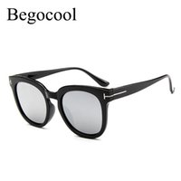 Wholesale Designer Bas - Wholesale- Begocool Sunglasses women men ray designer ba sun glasses for cheap bain fashion eyewear holbrook black BGC-17-28-70