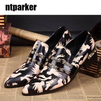 Wholesale Big Heels For Men - Free Ship 100% Original Brand Adult oxford shoes for Man, man dress shoes, man shoes leather Luxury big size US6 to 12