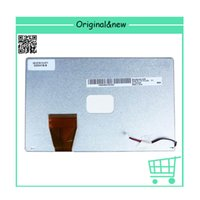 Wholesale Epc Notebooks - Wholesale- (Jiewei ) 7'' inch A070VW04 V.0 V0 A070VW04 V1 V.1 LED LCD screen display panel for EPC 700 701 EPC 2G EPC 4G Notebook