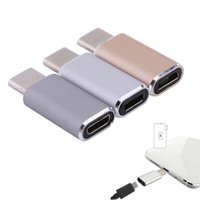 Wholesale Hard Disk Tablet - Type-C USB 3.1 Type C Male Connector to Micro USB 2.0 5Pin Female Data Converter Adapter For Tablet Phone Hard Disk Drive