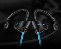 Wholesale Fitness Mic - New 56S Bluetooth 4.1 Sports Headphones Wireless Sweatproof Earbuds Running Stereo Earphones Headset with Built-in Mic for Fitness,Workout