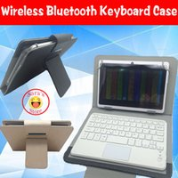 Wholesale Tablets Keyboard Case Free Shipping - Wholesale-New Wireless Bluetooth Keyboard Case For Asus VivoTab Note 8 (M80TA) 8 Inch win8 Tablet PC Free Shipping And 4 Useful Gifts