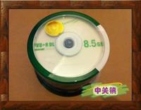 Wholesale Dvd Disc Dl - Banana D9 DVD + R DL 8 x 8.5 gb burn burn disc disc blank CD disc 50pcs lot