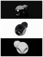 Wholesale balls extender resale online - Barrowch G1 quot X4 Black silver Extender rotation Way cubic Adaptor seat water cooling computer accessories FBX4T A01