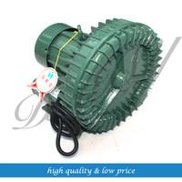 Wholesale High Pressure Vacuum Pump - HG-90 220v 50hz Multifunction High Pressure Vacuum Swirling Vortex Blower   pond Aerator