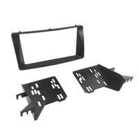 Wholesale Double Din Toyota - For TOYOTA Corolla Radio CD Stereo Panel Double Din Fascia Dash Mounting Installation Trim Kit Face Frame Bezel
