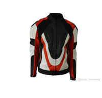 Wholesale Motorcycle Riding Armor Jacket - Free shipping DANIS NEW Men Motorcycle Moto Bike Jacket Racing Suits Armor Riding Clothes with 5pcs pads